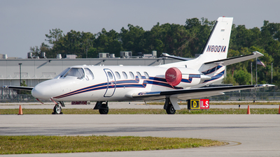 N800VA - Cessna 550B Citation Bravo - Private