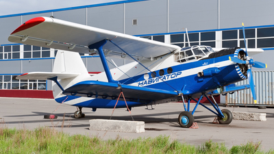 UP-A0123 - PZL-Mielec An-2 - Navigator Airlines