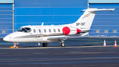 SP-TAT - Beechcraft 400A Beechjet - Smart Jet