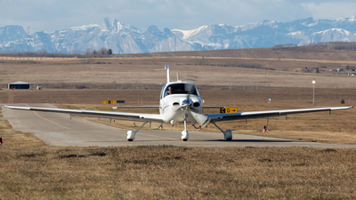 C-GCUZ - Cirrus SR22-GTS - Private