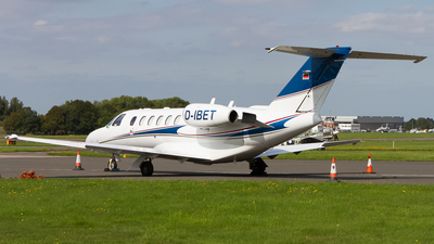 D-IBET - Cessna 525 Citationjet CJ2 - Private