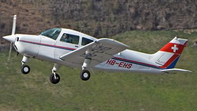 HB-EHS - Beechcraft C23 Sundowner - Private