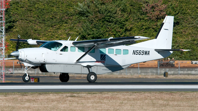 A picture of N569WA - Cessna 208B Super Cargomaster - Airpac Airlines - © Nick Michaud