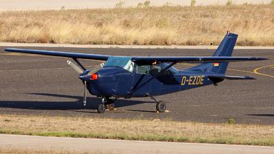 D-EZDE - Cessna 206 Super Skywagon - Private