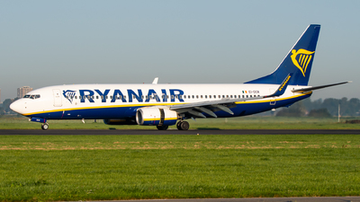 A picture of EIDCR - Boeing 7378AS - Ryanair - © Antek Dec