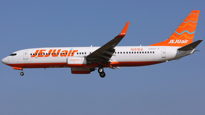 A picture of HL8337 - Boeing 73782R - Jeju Air - © REDSOX