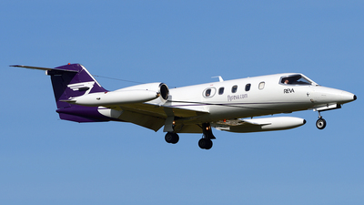 N921CH - Gates Learjet 35A - REVA Air Ambulance