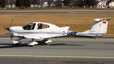 D-EROE - Diamond DA-40D Diamond Star TDI - Private