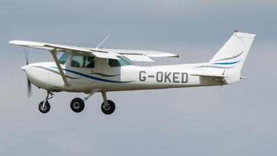 G-OKED - Cessna 150L - Private