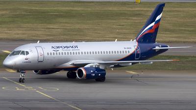 RA-89025 - Sukhoi Superjet 100-95B - Aeroflot