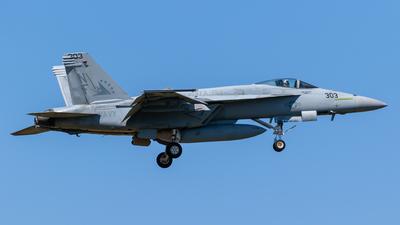 166862 - Boeing F/A-18E Super Hornet - United States - US Navy (USN)