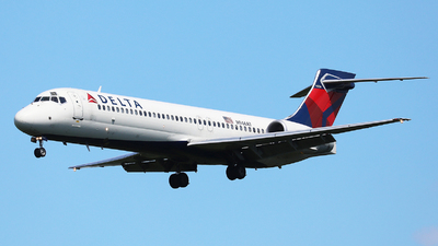 A picture of N946AT - Boeing 7172BD - Delta Air Lines - © Harley Guo