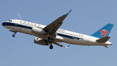 B-1828 - Airbus A320-232 - China Southern Airlines
