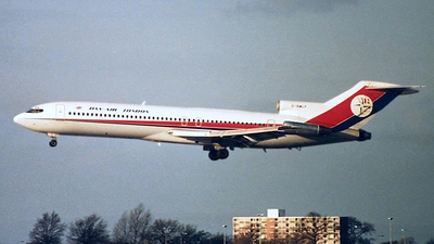 G-BMLP - Boeing 727-264(Adv) - Dan-Air London