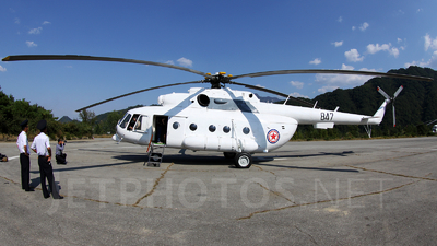 847 - Mil Mi-8MTV-1 Hip - North Korea - Air Force