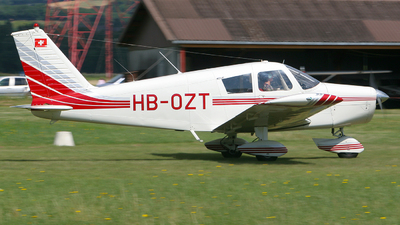 HB-OZT - Piper PA-28-140 Cherokee - Private