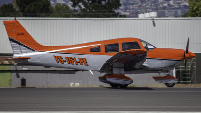 YS-151-PE - Piper PA-28-151 Cherokee Warrior - Private