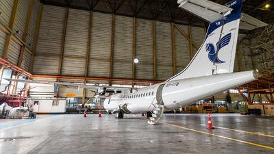 EP-ITB - ATR 72-212A(600) - Iran Air