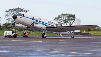 HK-5016 - Douglas C-47TP Turbo-Dakota - Aliansa Colombia