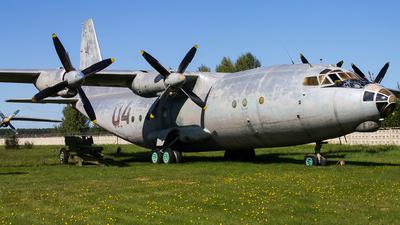 04 - Antonov An-12BP - Russia - Air Force