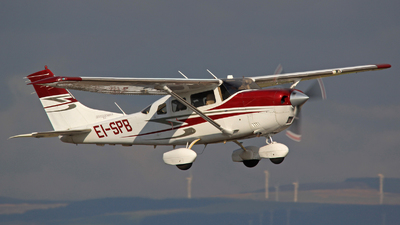 EI-SPB - Cessna T206H Turbo Stationair - Private