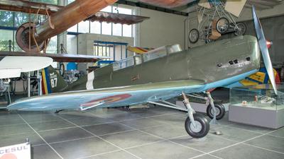 87 - Nardi Piaggio FN-305 - Romania - Air Force