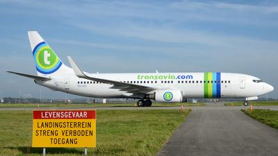 PH-HSD - Boeing 737-8K2 - Transavia Airlines