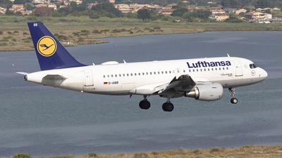 A picture of DAIBB - Airbus A319112 - Lufthansa - © Stefan Sjögren