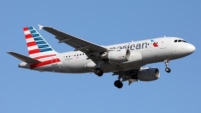 N756US - Airbus A319-112 - American Airlines