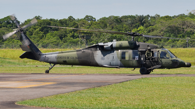 EJC2174 - Sikorsky UH-60L Blackhawk - Colombia - Army