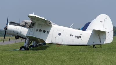 HA-MBO - PZL-Mielec An-2R - Private