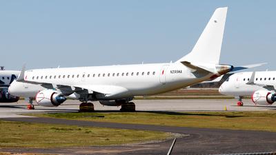 A picture of N295NA - Embraer E190AR - [19000295] - © Oliver Richter