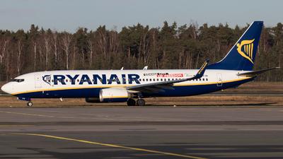 EI-FIH - Boeing 737-8AS - Ryanair