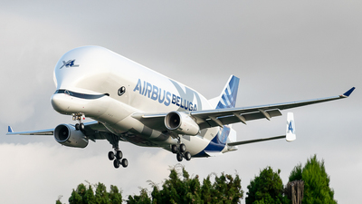 F-GXLJ - Airbus A330-743L - Airbus Transport International