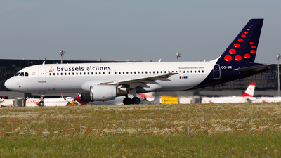 A picture of OOSNI - Airbus A320214 - Brussels Airlines - © Thomas Ernst