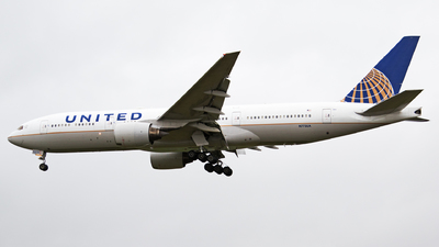 N773UA - Boeing 777-222 - United Airlines