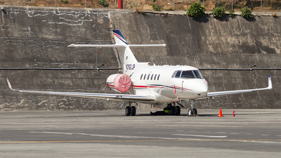 N762JP - Hawker Beechcraft 900XP - Private