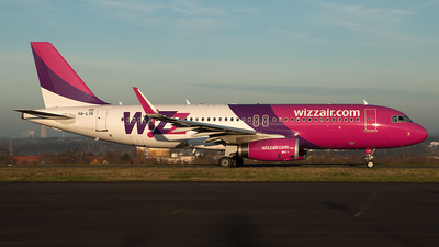 HA-LYK - Airbus A320-232 - Wizz Air