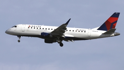 N639CZ - Embraer 170-200LR - Delta Connection (Compass Airlines)