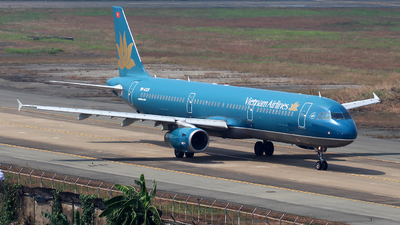 VN-A329 - Airbus A321-231 - Vietnam Airlines