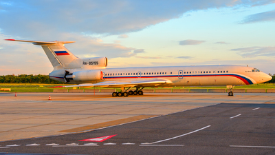 RA-85155 - Tupolev Tu-154M - Russia - Air Force