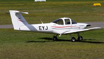 ZK-EYJ - Piper PA-38-112 Tomahawk - Canterbury Aero Club