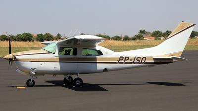 PP-ISO - Cessna 210N Centurion II - Private