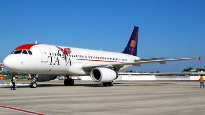 N493TA - Airbus A320-233 - TACA International Airlines
