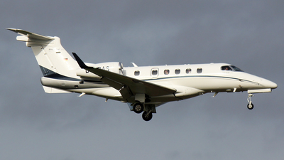 A picture of DCDAS - Embraer Phenom 300 - [50500317] - © Alessandro Berti - Tuscan Aviation