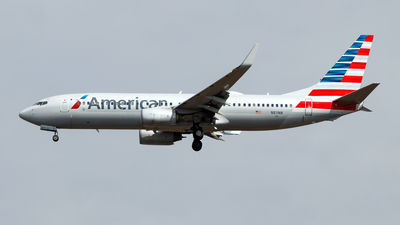 A picture of N811NN - Boeing 737823 - American Airlines - © Oliver Richter