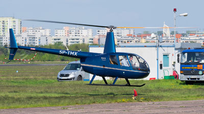 SP-TMX - Robinson R44 Raven - Private