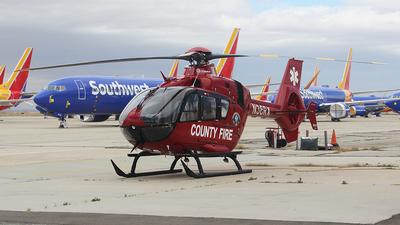 N36RX - Eurocopter EC 135P2+ - Reach Air Medical Services
