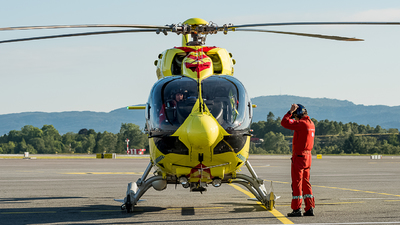 LN-OOX - Airbus Helicopters H145 - Norsk Luftambulanse