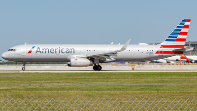 A picture of N908AA - Airbus A321231 - American Airlines - © Centex Spotter
